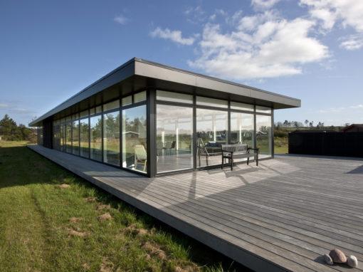 Sommerhus, Langø
