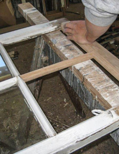 Renovering af vinduer